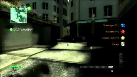 Modern Warfare 3 Wii Golden Gun Showcase Episode XI PM-9 NEW QUALITY!