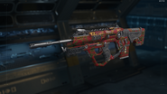 XR-2 Gunsmith Model Inferno Camouflage BO3
