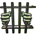 Cell Block icon BOII