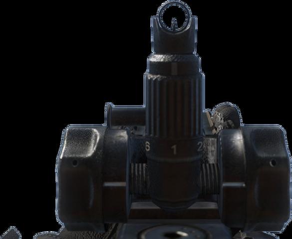 File:SCAR-H Iron Sights BOII.png