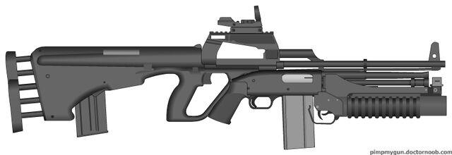 File:Steyr Shotgun.jpg