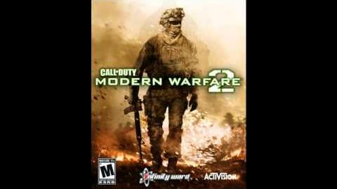 Call of Duty Modern Warfare 2 - Original Soundtrack - 8 Retreat And Reveille