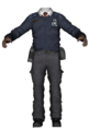 Colossus Security Guard Body model BOII.png