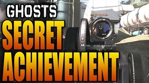 "How to get the ""Eggstra XP"" Secret Achievement! (Call of Duty Ghosts Devastation Easter Egg)"