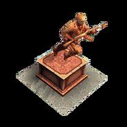 Statue Yuri menu icon CoDH