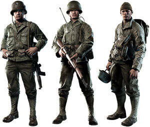 Call of Duty 3 Models