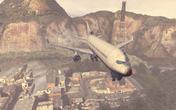 Civilian plane Hornet's nest MW2