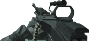 M249 SAW Red Dot Sight CoD4