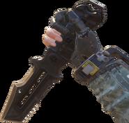 Combat Knife inspect BO3