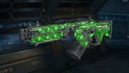 Dingo Gunsmith Model Weaponized 115 Camouflage BO3