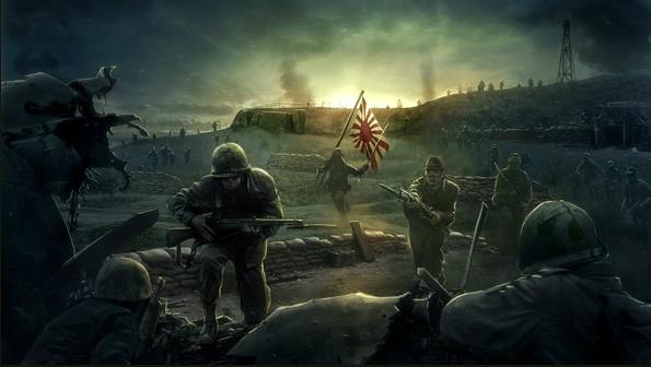 File:Japanese Assault Concept Art WaW.png