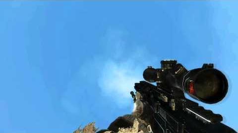 RSASS Demonstration - Modern Warfare 3
