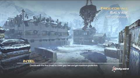 Modern Warfare 2 - New Stimulus Package Maps