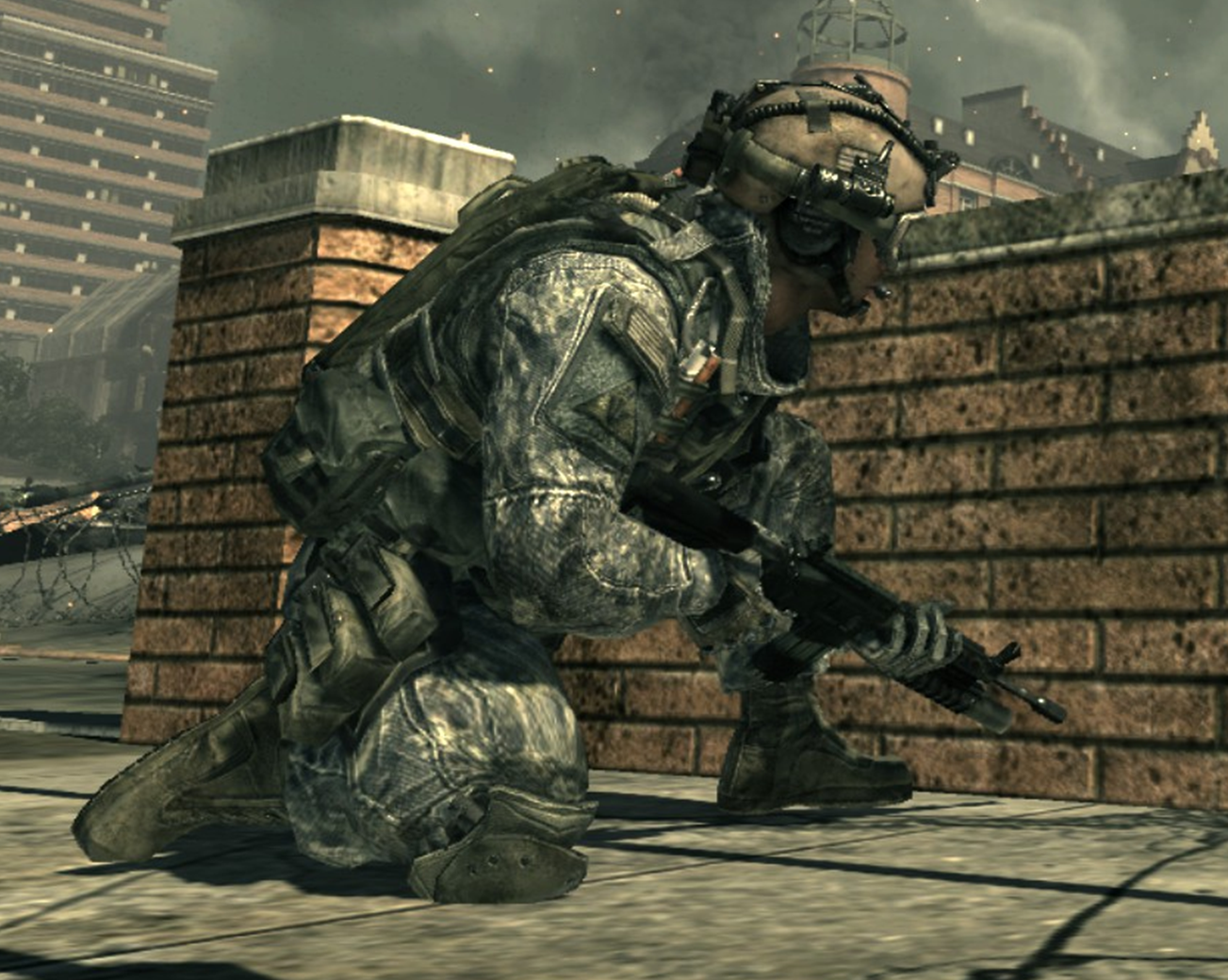 Image - Ranger MW3.png   Call of Duty Wiki   Fandom ...