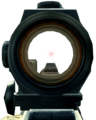 M4A1 SOPMOD ADS