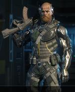 Ruin Viking outfit BO3
