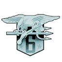SEAL Team Six beta logo BOII