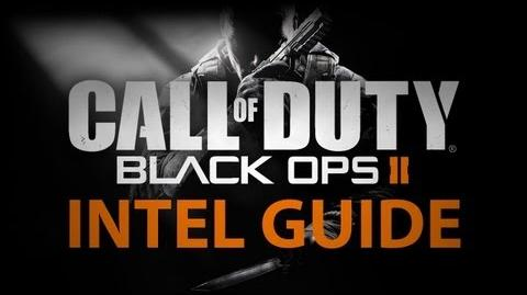Call of Duty Black Ops 2 - All Intel Locations