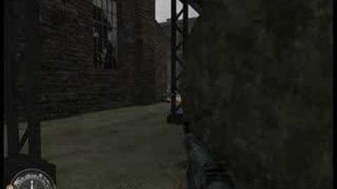 Call of Duty - Mission 17 - Train Station