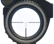 NA-45 scope overlay AW