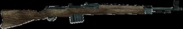 File:Gewehr 43 model CoD2.png