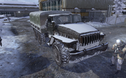 Ural 4320 Contingency MW2