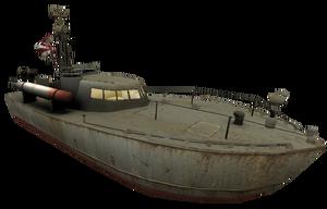 PT Boat IJN WaW