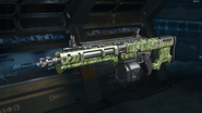 Haymaker 12 Gunsmith Model Contagious Camouflage BO3