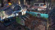 Crisis Courtyard BO