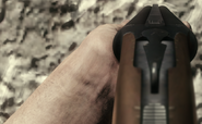 Sawed Off Shotgun ADS BO