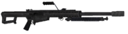 Barrett M82A1 model BOII