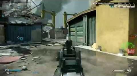 COD Ghosts Devastation DLC - Collision Gameplay HD 1080p No Commentary