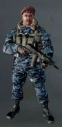 Arctic Spetsnaz Scavenger