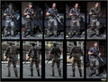 Loyalists Character models MW3