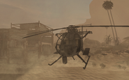 Nikolai's MH-6 Little Bird Endgame MW2