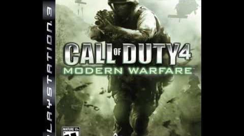 Call Of Duty 4 Modern Warfare- Spetsnaz Spawn