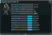 Juggernaut In-game Profile Call of Duty Heroes