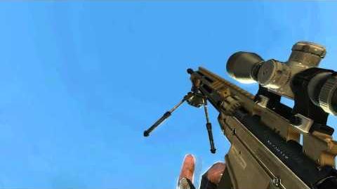 MSR Demonstration - Modern Warfare 3