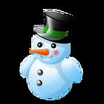 Snowman-icon