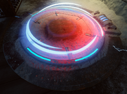 Wundersphere Landing Pad In Use BO3