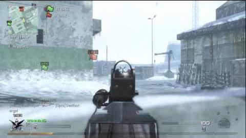Call Of duty Modern warfare 2 Capture The Flag P90 Ep05