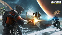 Call of Duty Infinite Warfare Multiplayer Screenshot 3