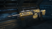 Man-O-War Gunsmith Model Gold Camouflage BO3