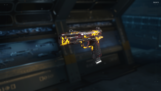 File:RK5 Gunsmith model Monochrome Camouflage BO3.png