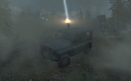 UAZ-469 Loose Ends MW2