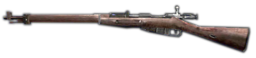 Mosin-Nagant Side FH