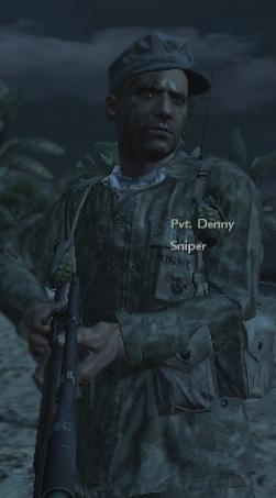 Denny Semper Fi WaW