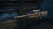 RSA Interdiction Gunsmith Model Underworld Camouflage BO3