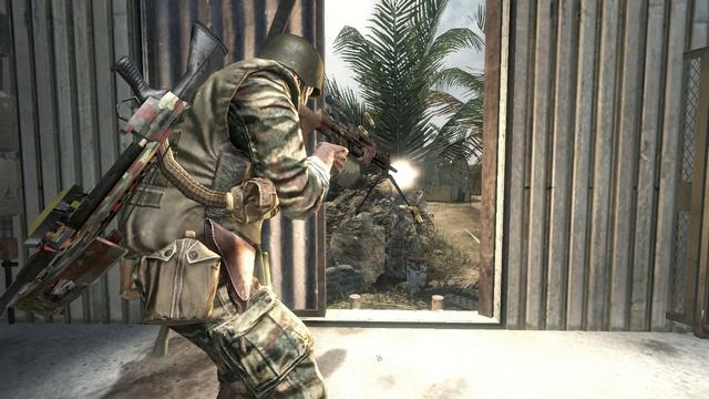 File:Personal AdvancedRookie Firing Range soldier firing HK21.png