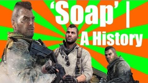 "John ""Soap"" MacTavish A History"